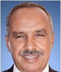 النائب الشيخ ولد باي / مرشح الرئيس لرئاسة البرلمان الحالي