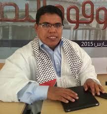 الزميل أحمدو ولد وديعة