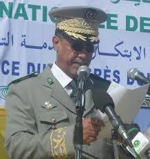 المدير العام للجمارك  / الفريق الداه ولد المامى