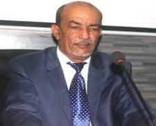 الدكتور محمد ولد محمد الحسن / الخبير الدولي في مجال المحاسبة و التدقيق المالي