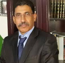احمد ولد محمد الامين / المدير العام لقناة شنقيط