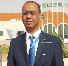 السيد / أحمد محمود ولد عثمان ولد اسويد أحمد