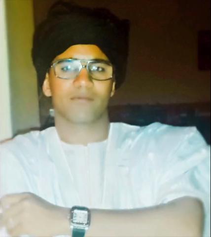 الأديب محمد يحي ولد امصيديف