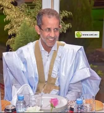 الوزير الأول الموريتاني / اسماعيل ولد بده ولد الشيخ سيديا
