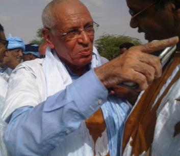 رجل الاعمال المثير للجدل / أحمد سالم ولد بونه مختار
