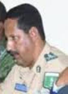 اللواء / بلاهي ولد أحمد عيشه ---- قائد اركان الدرك الوطني