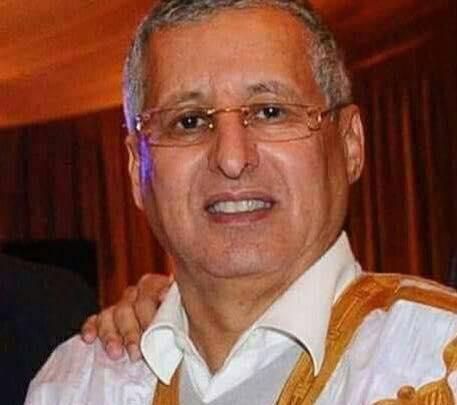 رجل الاعمال / محمد بوعمات