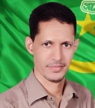 الكاتب و المدون المشهور / محمد الامين سيدي مولود