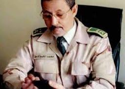 الفريق البرور القائد العام للجيوش الوطنية